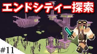 【Minecraft】1からサバイバルを遊んでみるよ part11