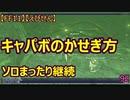 【FF11】【えびせん】キャパボのかせぎ方 ソロまったり継続 92