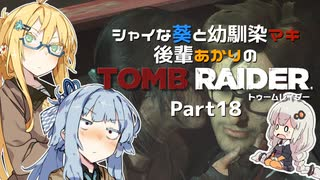 【TOMB RAIDER】シャイな葵と幼馴染マキ、