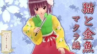 【第13回東方ニコ童祭】落語『猫と金魚』