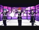 【遊戯王MMD】精霊組が軍服で虎視眈々