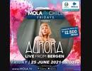 AURORA Mola Chill Fridays presents  live from Bergen