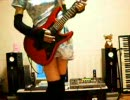 姫に憧れてMOTLEY CRUEのLIVE WIREをギターで弾いてみた