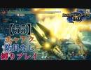 【MHRise】チャアク防具なし縛り実況『ヌシ・ジンオウガ』【55】