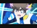 新幹線変形ロボ シンカリオンZ #13「起てよZ合体!関ヶ原総力戦!!」