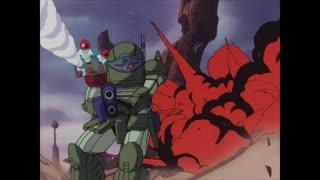 1988年03月19日 OVA 装甲騎兵ボトムズ 野望のルーツ BGM 「レッド・ショルダー」(乾裕樹)