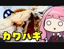 【カワハギの煮付け】「茜ちゃんが美味いと思うまで」R〇A 43:04  WR