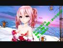 MMD【210722】【ダーリンダンス】Tda式 重音テト 弱音ハク kimono style【ray】【sdPBR】【カメラ・ダンスモーション配布】