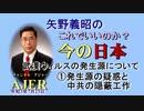 「武漢ウイルスの発生源について①発生源の疑惑」矢野義昭 AJER2021.7.23(3)