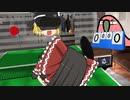 【卓球VR】霊夢と魔理沙がVRの卓球で勝負!【Eleven Table Tennis】