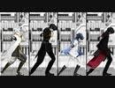 【MMD刀剣乱舞】レゾンデイトル・カレイドスコウプ【伊達組】