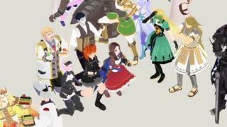 【Fate/MMD】少し楽しくなるFGO【サーヴァ