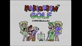 【実況】マリオオープンゴルフをいい大人