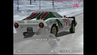 1999年01月28日 ゲーム セガラリー2(アーケード) BGM 「03. Soul On Desert」
