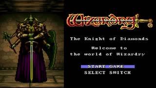 1990年03月09日 ゲーム ウィザードリィIII ダイヤモンドの騎士 BGM 「12_ダイヤモンドの騎士-エンディング・テーマ-」(羽田健太郎)