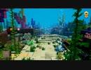 【Minecraft Dungeons】サンゴの丘1/2  [Part50]