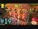 【夏しよう!】入社したい!スーパーマリオサンシャイン!【初見実況】#19