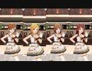 【ミリシタ】真美・莉緒・雪歩・琴葉「真夏のダイヤ☆」【ソロMV(合唱版)】