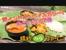 [晴れ、ときどきファーム!] おいしさの秘密はこれだ!南インドのスパイスカレー! | おうちでグルメ旅 ミニ動画 | NHK