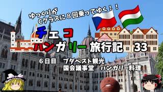 【ゆっくり】東欧旅行記 33 ハンガリー
