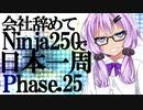 会社辞めてninja250で日本一周 Phase 25