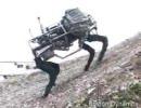 蹴られても倒れないロボット