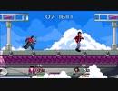 Super Smash Bros Crusade CMC PLUS V6.1 Lupin VS Mertal Bat