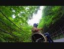ボッチ車いすの渓流釣り 本日2本渓流いきたいと思います。 It is mountain stream fishing with a wheelchair   Japan