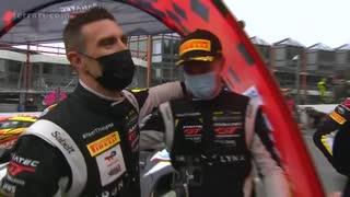 スパ・フランコルシャン24時間レース - アレッサンドロ・ピエル・グイディとチャット