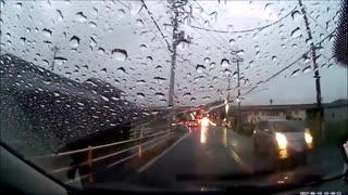 お嬢様と見る日本車載映像-24