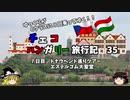 【ゆっくり】東欧旅行記 35 ドナウベンドツアー ハンガリー料理?を食す!