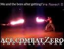 空戦で埒が明かなかったタイプのサイファーとピクシー 【ACE COMBAT ZERO】