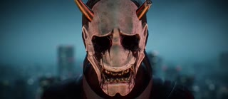 "【PS5新作ホラーゲーム】Ghostwire: Tokyo - ""Hannya""ゲームプレイムービー【PlayStation Showcase 2021】"
