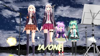 【IA+ONE】声(-cover-)