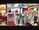 【ゆっくり】東欧旅行記 36 センテンドレのマジパン博物館