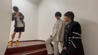 【21.09.11】階段でパシャパシャ