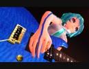 【MMD】【SAMメモリーズ】「メグメグ☆ファイヤーエンドレスナイト」ギターモーション配布・カメラ配布demo