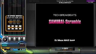 SAMURAI-Scramble[SP LEGGENDARIA 正規]