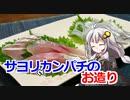 釣れなくても料理!サヨリとカンパチのお造り!【VOICEROIDキッチン】
