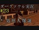 【DARK SOULS REMASTERED】話を聞かない男のダークソウル初見実況プレイ #23
