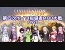 【Civ6マルチ】第四次ボイロ指導者MOD大戦 part3