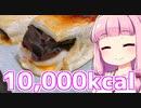 【月見パイ】茜ちゃんのデブ活夜食メシ【15夜目】