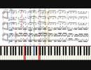 【東方ピアノ】魔法決戦! ~ Fight it out!【東方夢時空・東方幻想懐古曲・幺樂団の歴史4】
