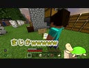 【Minecraft】マイクラで巨大ドット絵を作ってみた 五等分の花嫁シリーズ〜中野四葉編#2〜