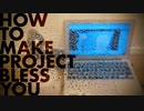 How to make Project bless you  (Aiで自動くしゃみ助かる装置の作り方)