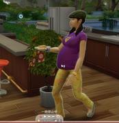【The Sims4】妊娠後期  [Part32]