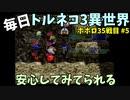 【トルネコの大冒険3】 ほぼ毎日まったりポポロ異世界の迷宮を初攻略リベンジ挑戦 35戦目 #5