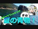 カヤックフィッシング #8 夏の青物!【VOICEROIDフィッシング】