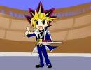遊戯王 遊戯VS社長をデフォルメ&擬人化してみた Part2