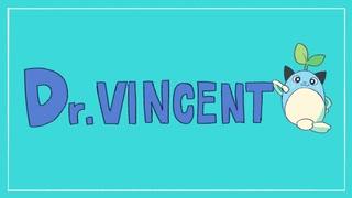 ドクター=ヴィンセント【手描き】